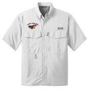 EB602 - A114E009 - EMB - Short Sleeve Fishing Shirt