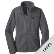 L217 - A114E009 - EMB - Ladies Fleece Jacket