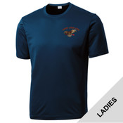 LST350 - A114E009 - EMB - Ladies Wicking T-Shirt